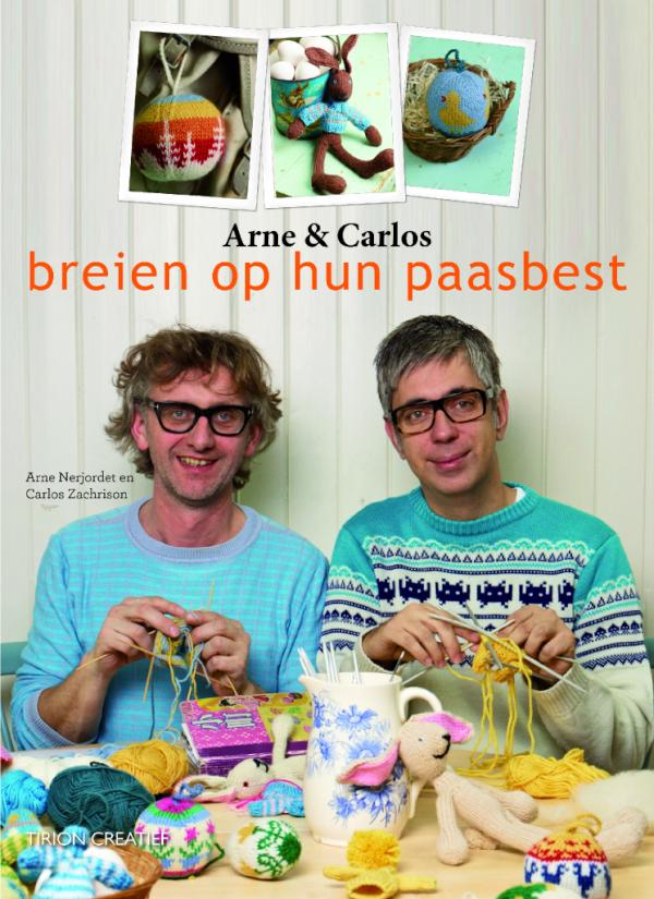 Cover Arne &amp; Carlos breien op hun paasbest